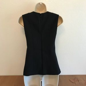 Theory Tops - Theory Size 00 Professional Work Top Sleeveless